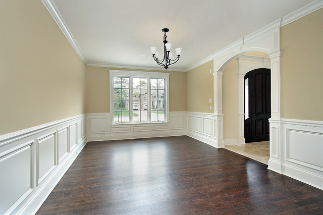 dining room wainscoting pictures photo - 1