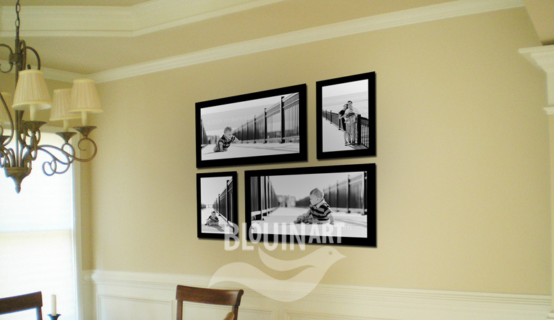 Dining room wall art decor - large and beautiful photos. Photo to ...