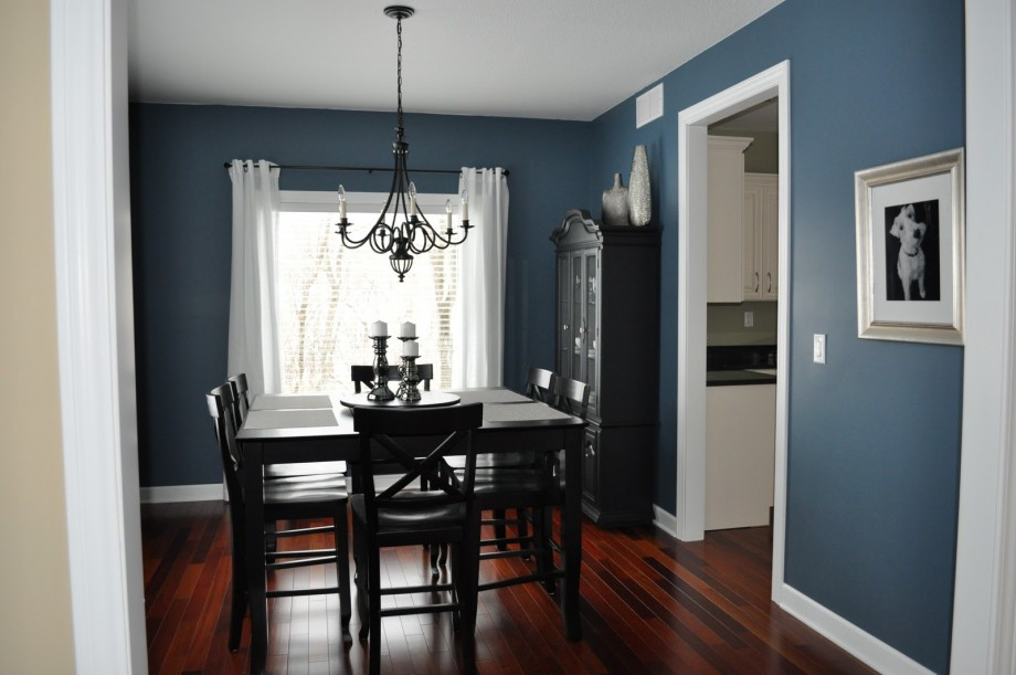 Dining Room Wall Colors