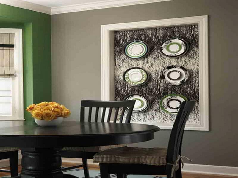 dining room wall decor photo - 1