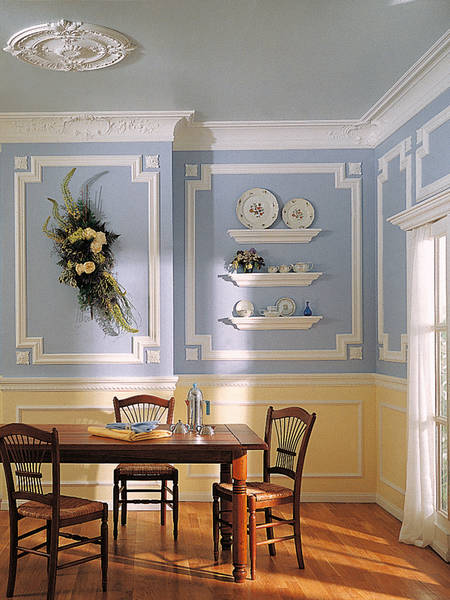 dining room wall decor pictures photo - 2