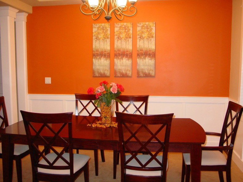 dining room wall paint ideas photo - 1