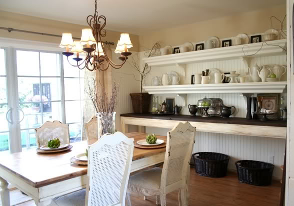 dining room wall shelves large and beautiful photos