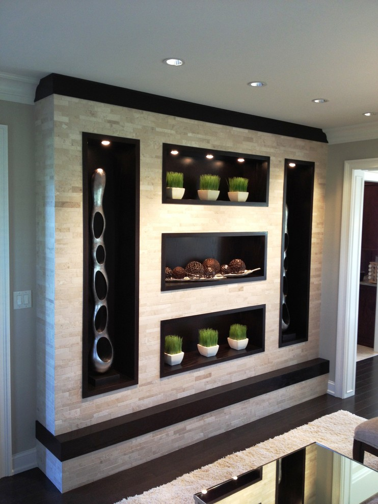 Dining room wall units - large and beautiful photos. Photo ...