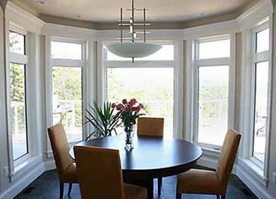 Dining Room Windows Large And