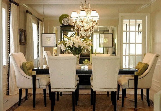 dining rooms - large and beautiful photos. photo to select dining
