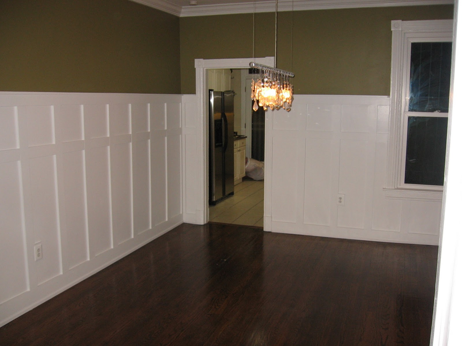 dining rooms with wainscoting photo - 1