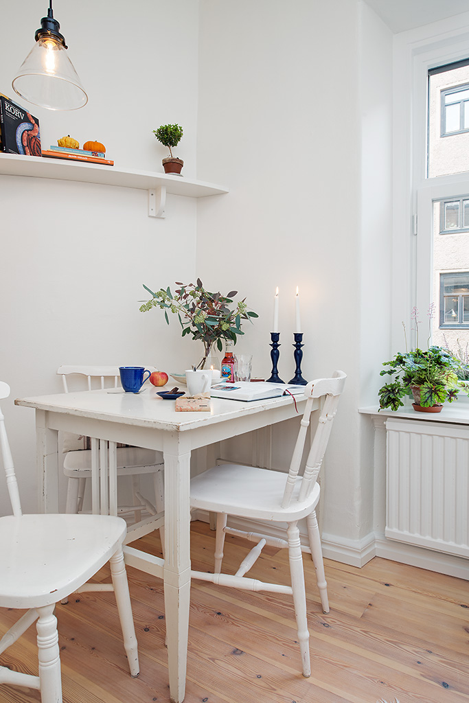 Dining Table Ideas For Small Kitchen