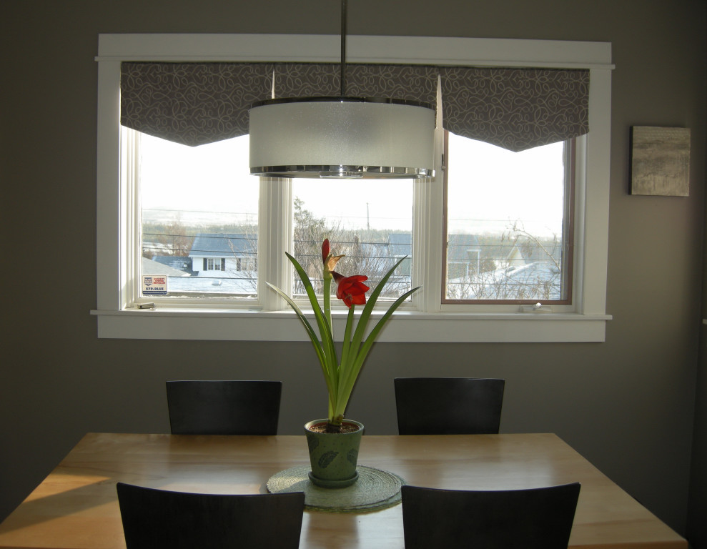 Standard Height Light Fixture Above Table. dining room ceiling ...