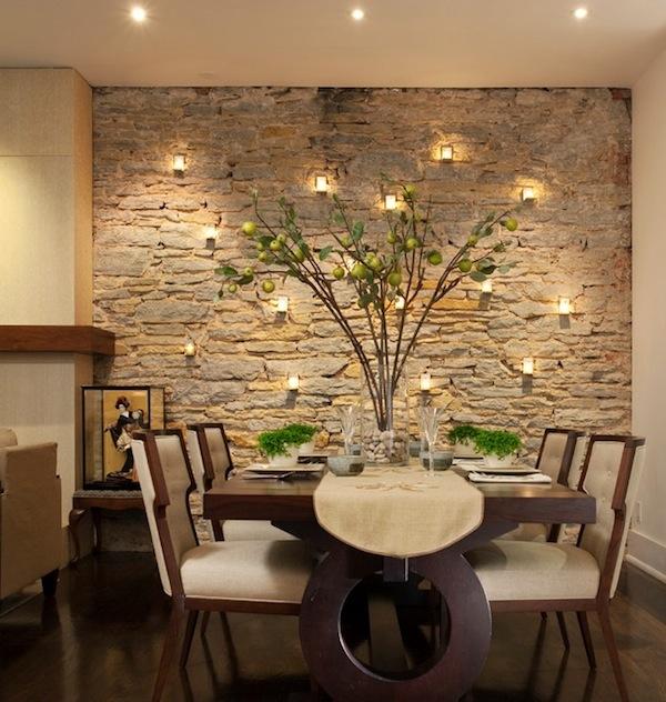 dining wall decor photo - 2