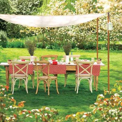 diy backyard canopy photo - 2