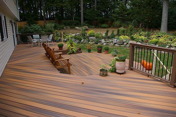 Diy Backyard Deck