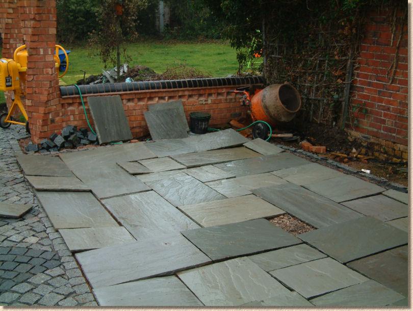 Diy Backyard Deck Photo   2