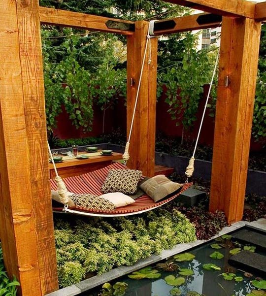 diy backyard ideas photo - 1