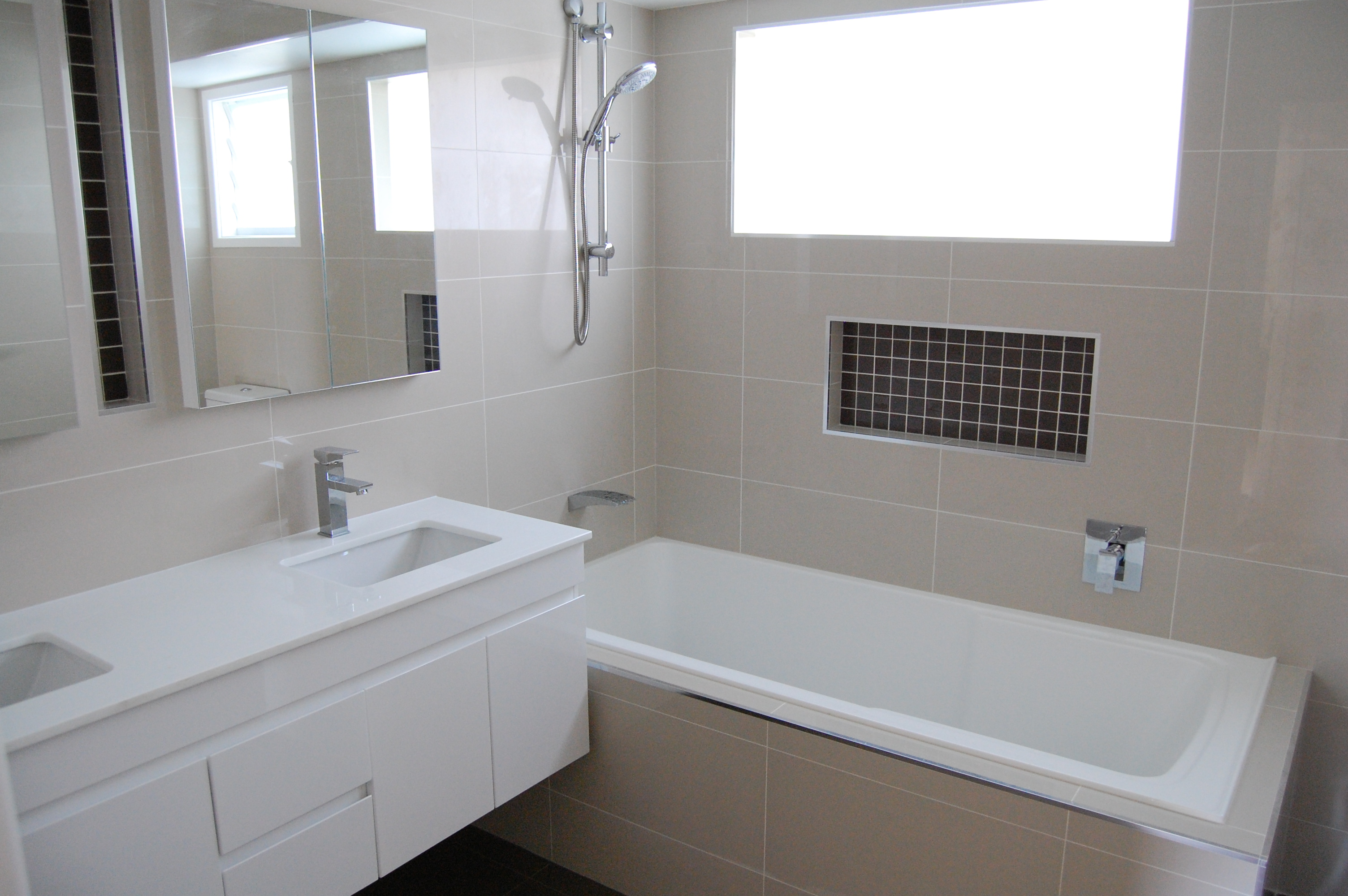 diy bathroom renovations photo - 1