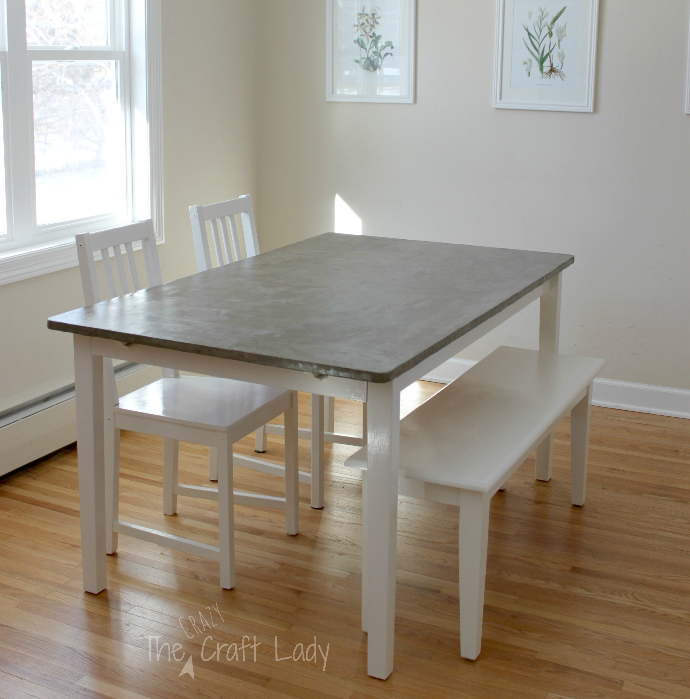 Diy dining table top large and beautiful photos photo for Table top design
