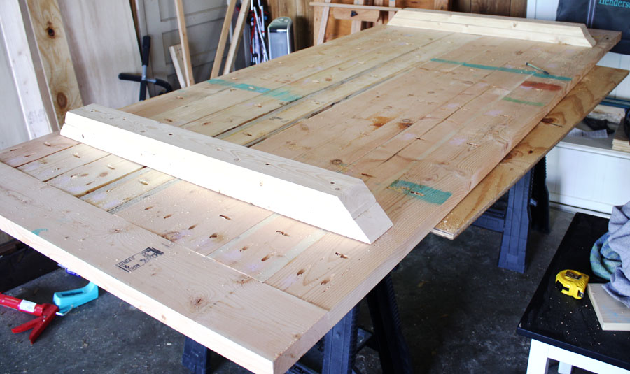 Lovely Diy Dining Table Top Photo   2