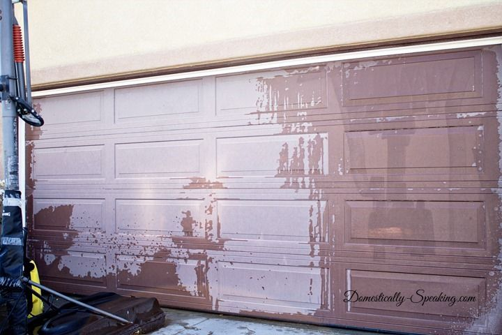 diy garage makeover photo - 2