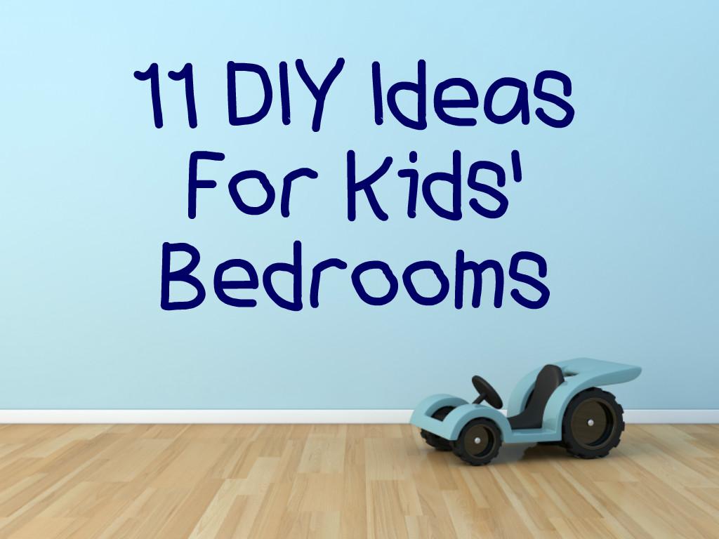 diy kids bedroom photo - 2