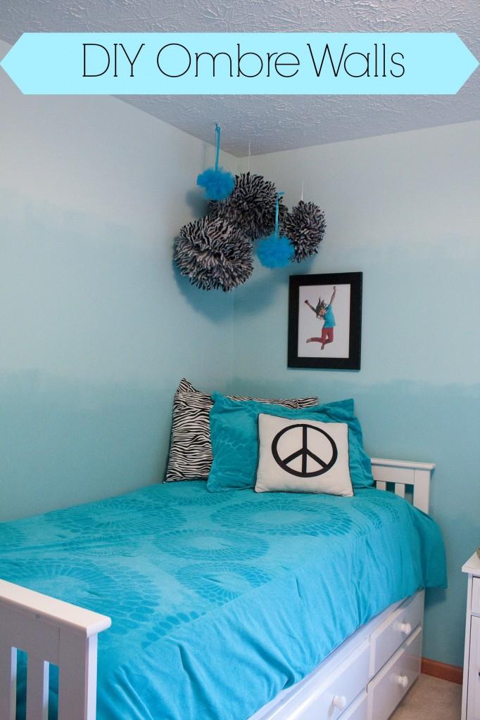 diy teenage bedroom ideas photo - 2