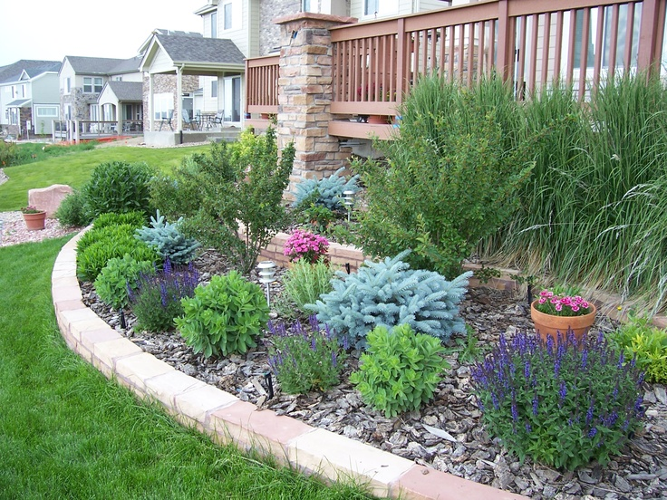 Do it yourself backyard landscaping - large and beautiful photos ...