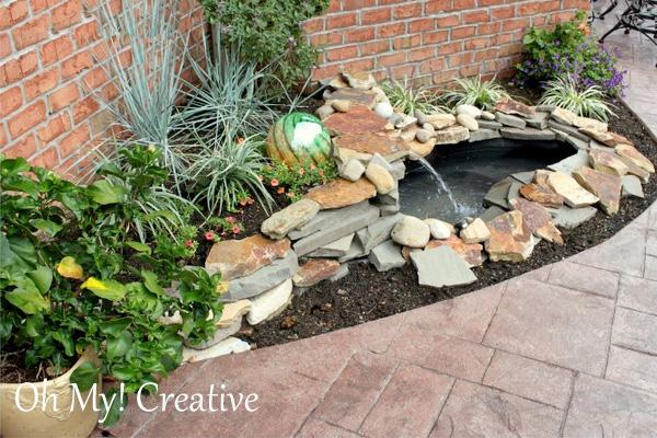 do it yourself backyard landscaping photo - 2