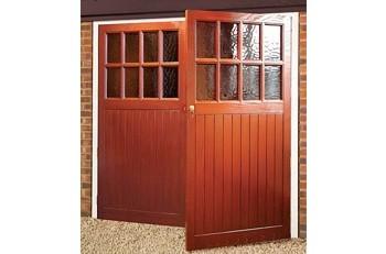 double insulated garage door photo - 1