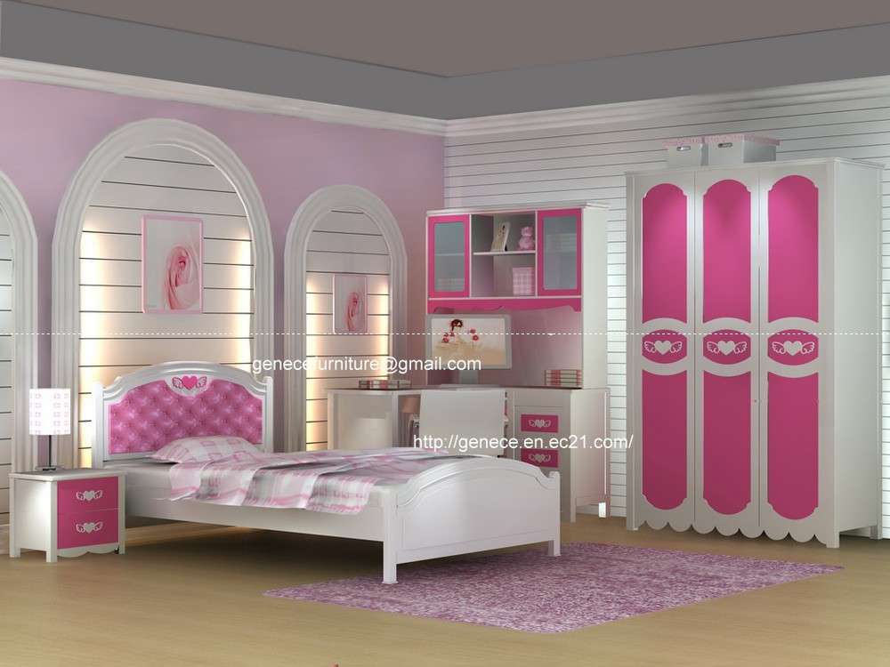 dream bedrooms for teenage girls - large and beautiful photos