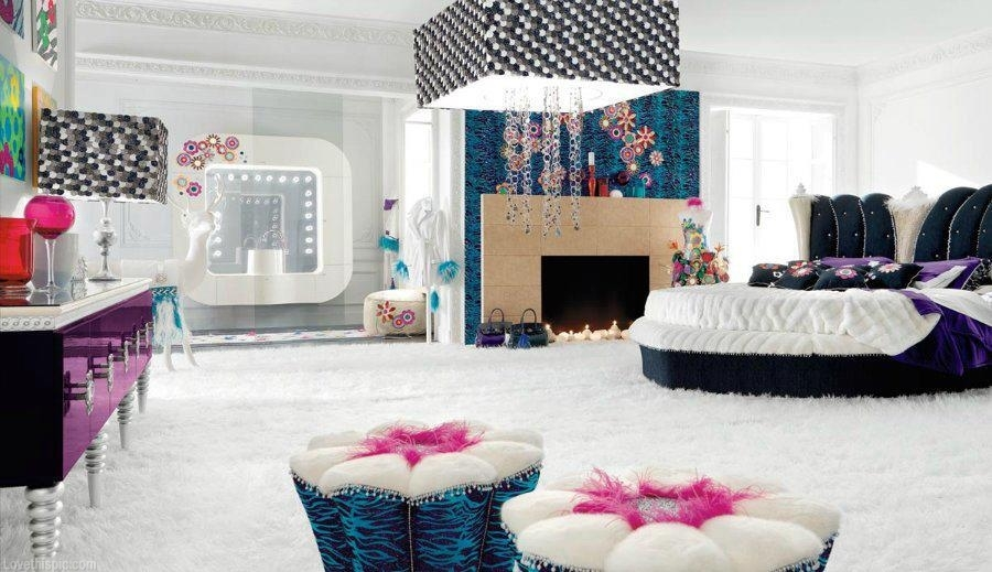 Dream Bedrooms For Teenage Girls dream bedrooms for teenage girls - large and beautiful photos