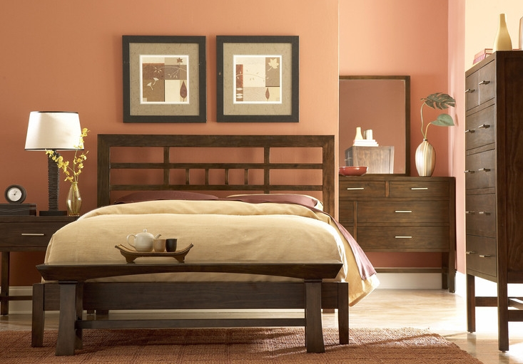 earth tone colors for bedrooms photo - 1