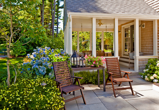 Easy Backyard Makeovers Large And Beautiful Photos