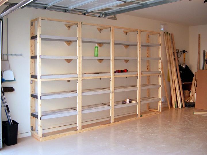easy garage storage photo - 1
