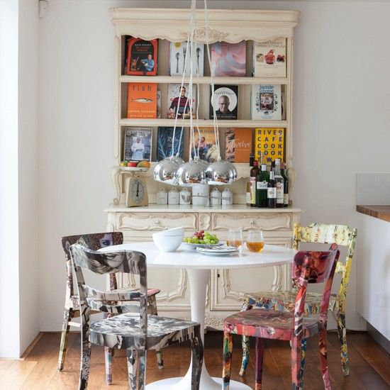 Eclectic dining room - large and beautiful photos. Photo to select ...