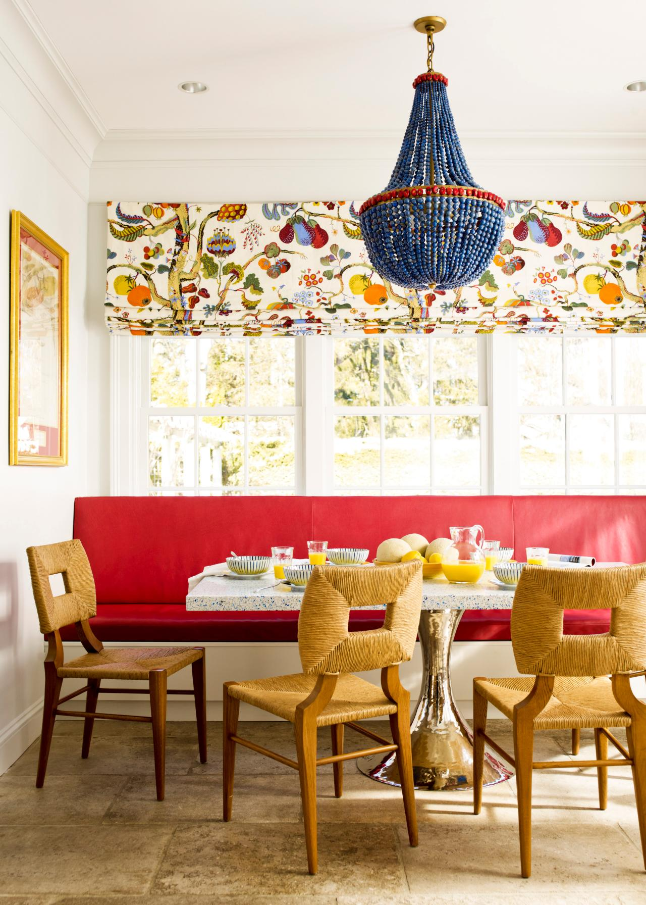 Eclectic Dining Room Photo