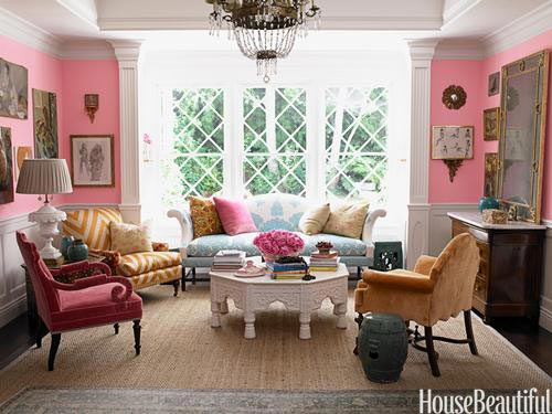 eclectic dining rooms photo - 2