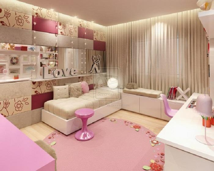 Elegant teenage bedroom ideas large and beautiful photos Photo