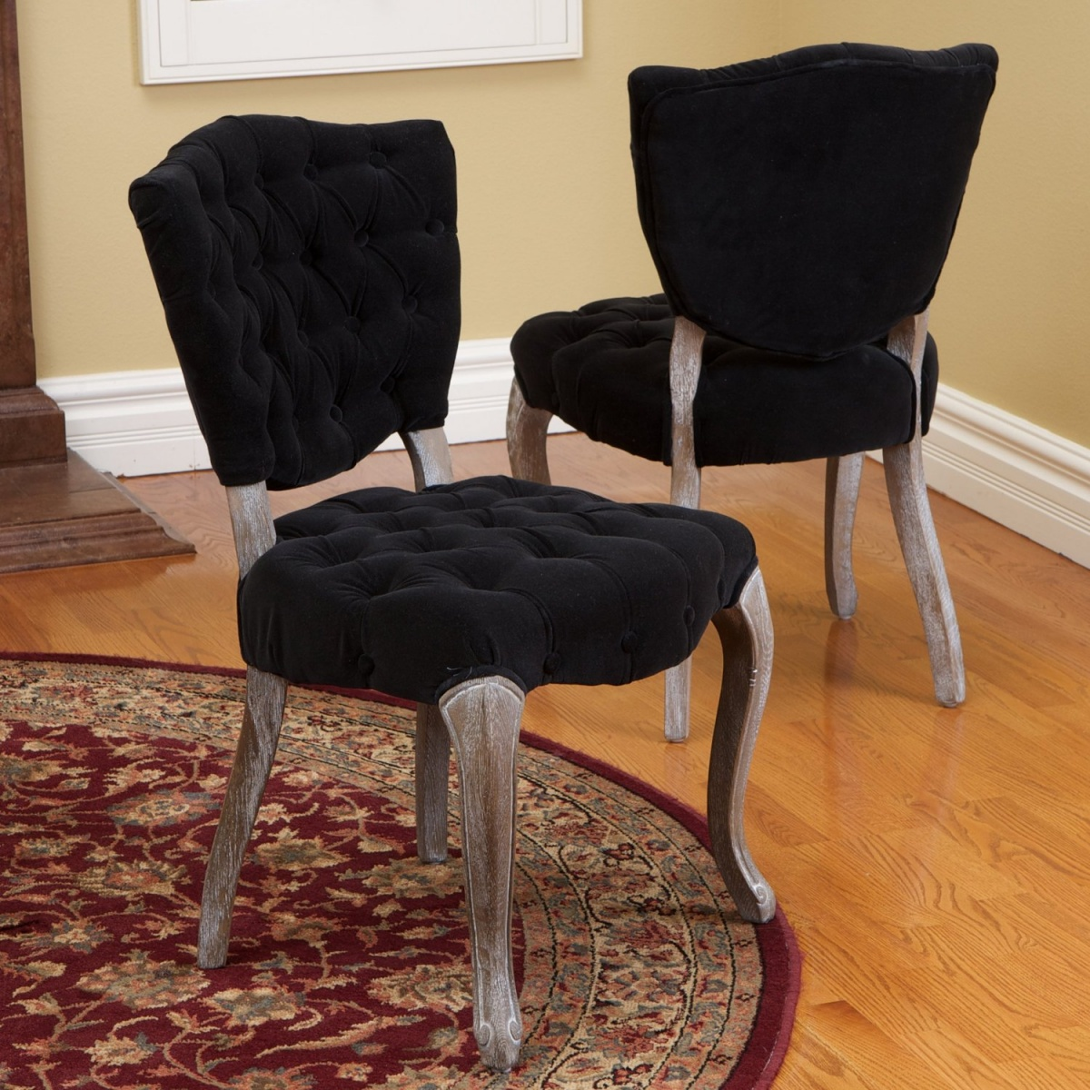Fabric Chair Covers For Dining Room Chairs Large And