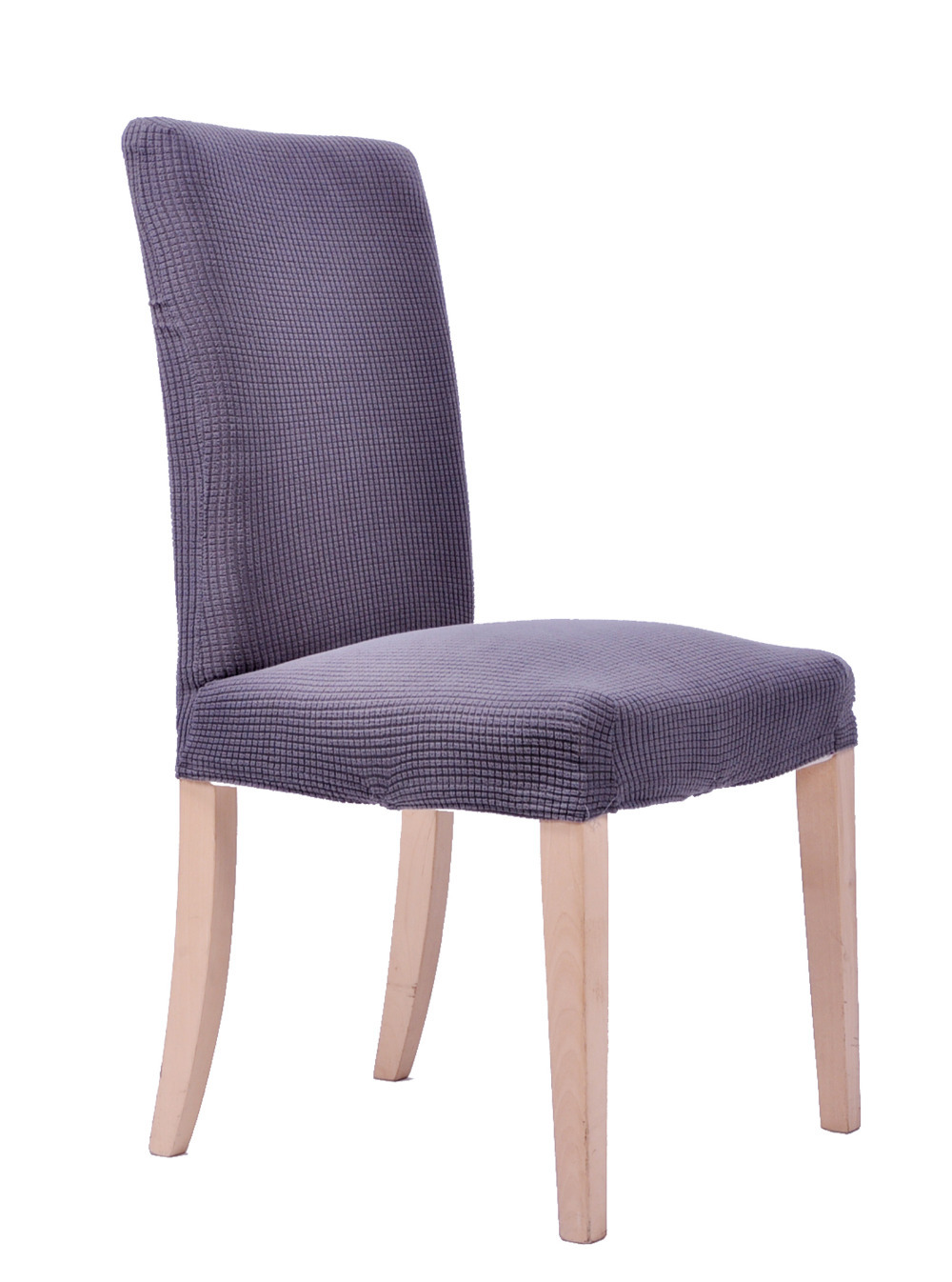 fabric dining chair covers photo - 1