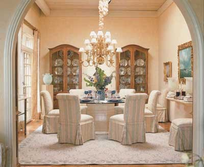fancy dining rooms photo - 1