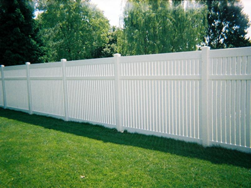 Fence Ideas For Backyard Photo   2