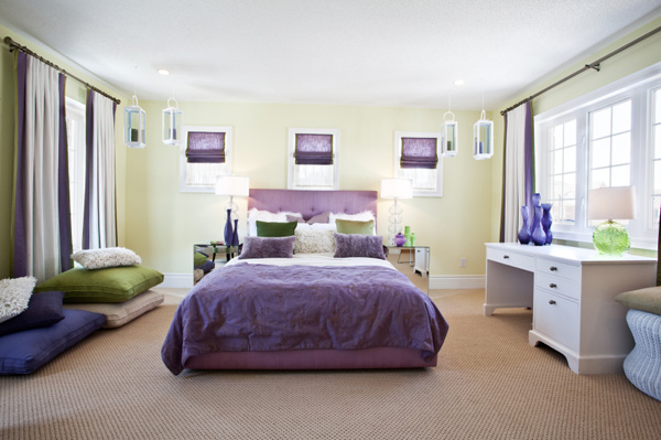 feng shui master bedroom colors photo - 2
