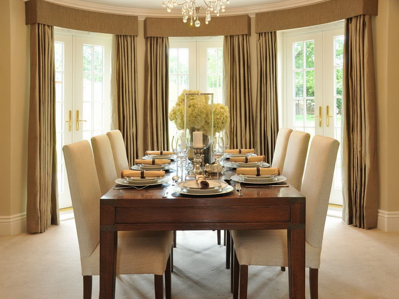 formal dining room paint colors photo - 1