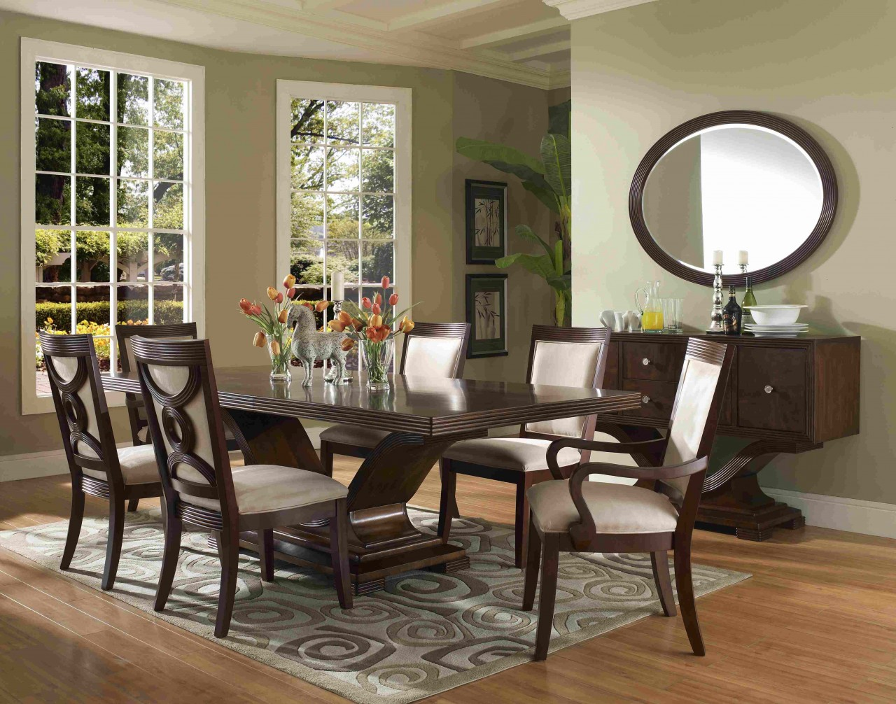 formal dining room pictures photo - 1