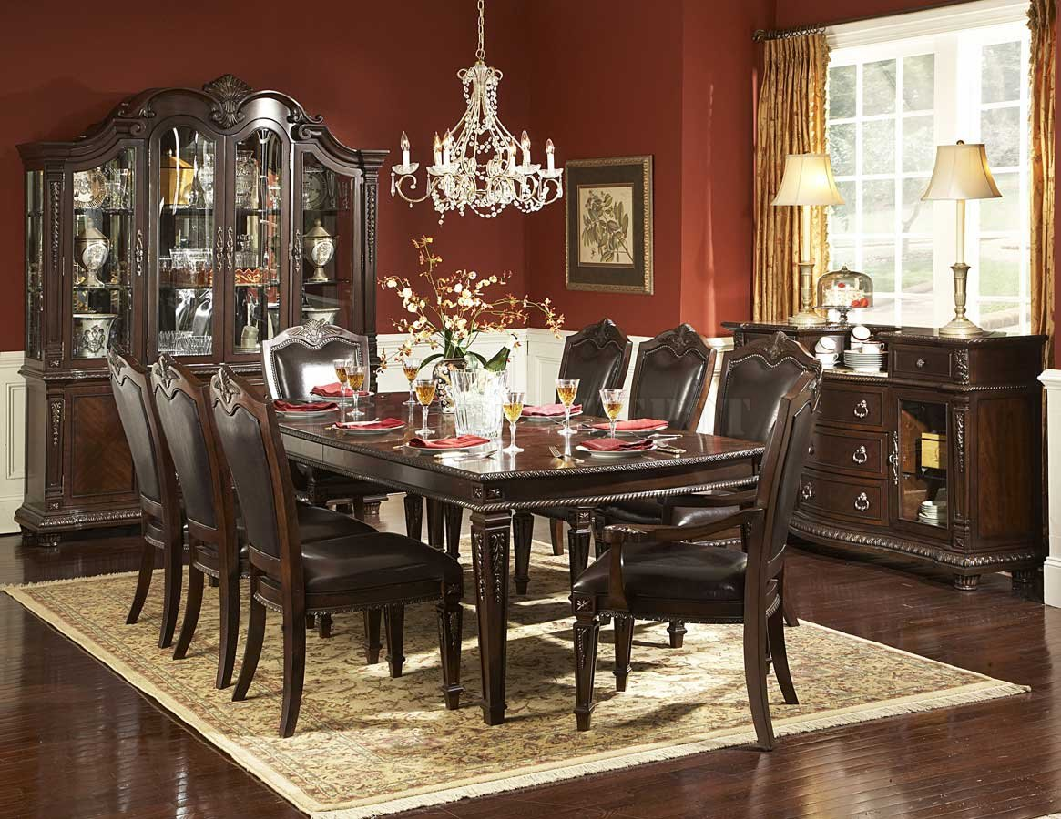 formal dining room pictures photo - 2
