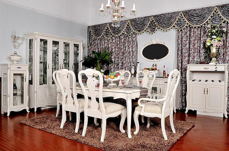 french country dining rooms photo - 2