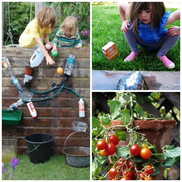 fun backyard ideas for kids photo - 2