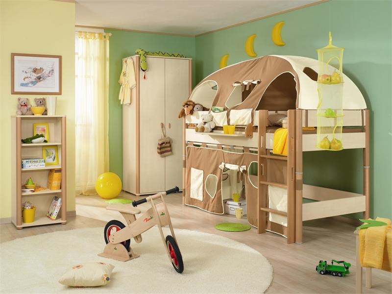 fun kids bedrooms photo - 1
