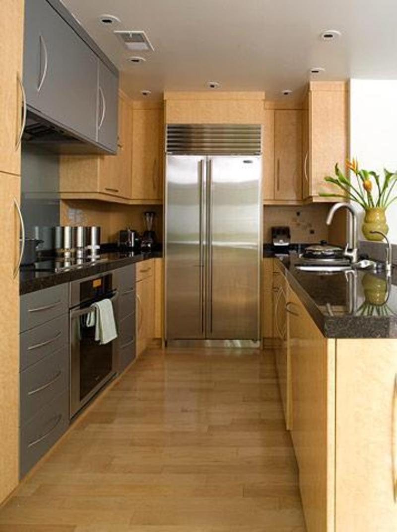 galley kitchen ideas small kitchens photo - 2