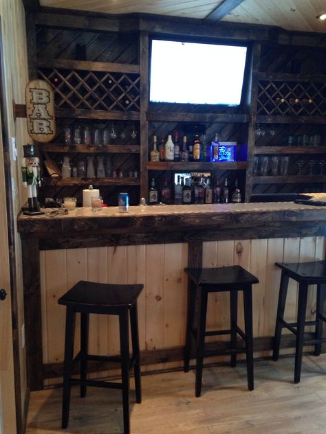 garage bar ideas photo - 2
