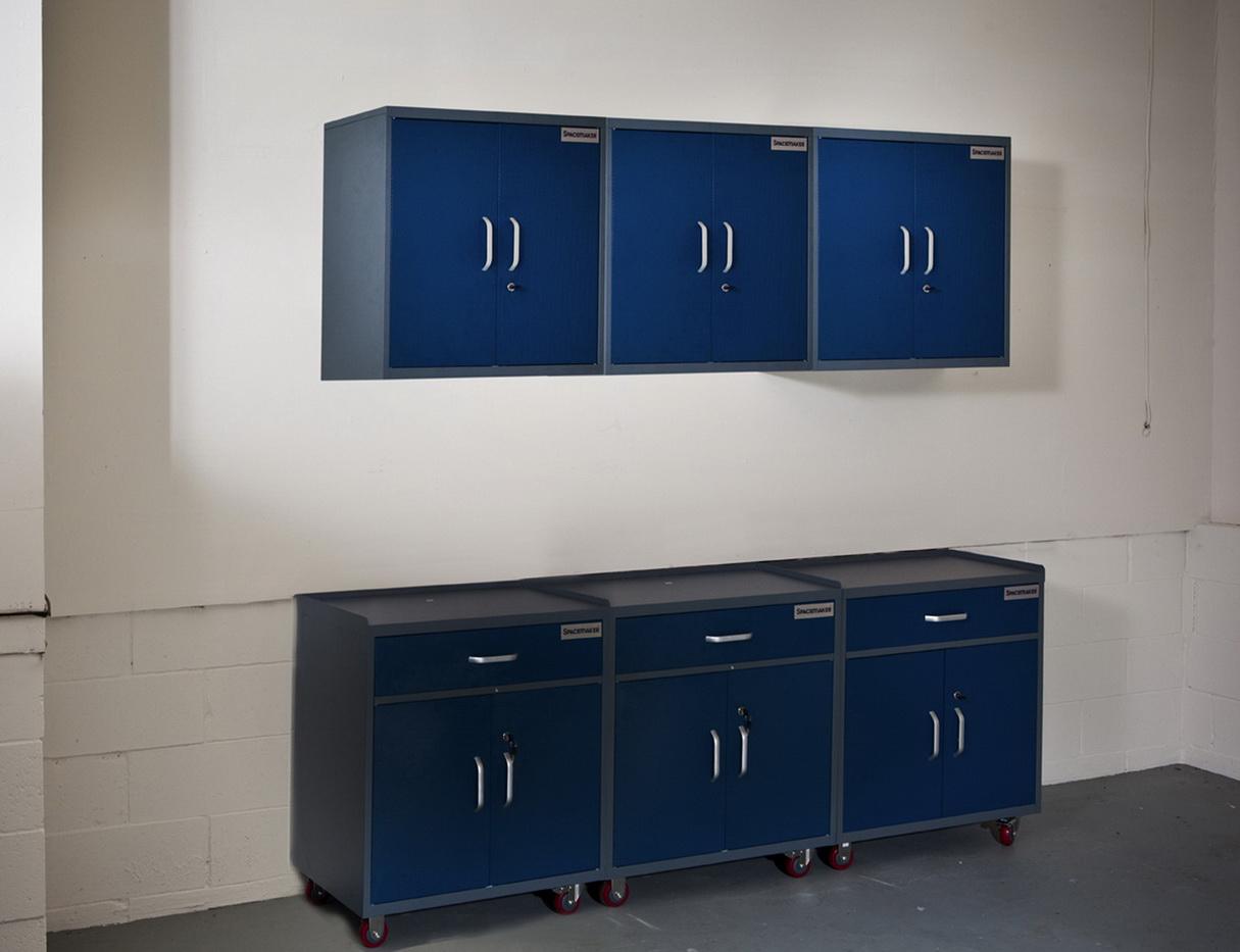 garage cabinets design photo - 2